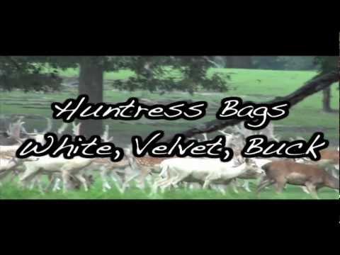 Huntress Shoots White Deer! With South Coast Safaris