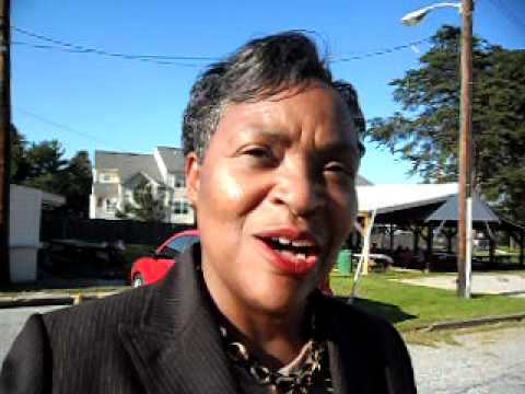 Speaker Pro Tem Adrienne Jones, House of Delegates, MD, 10th district