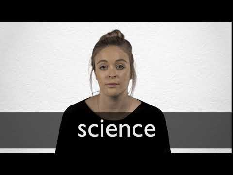 Science definition and meaning | Collins English Dictionary