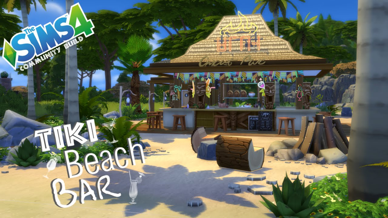 Build Tiki Bar