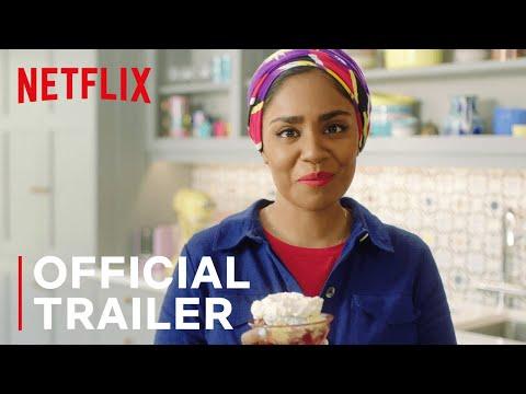 Nadiya's Time to Eat Season 1   Official Trailer   Netflix