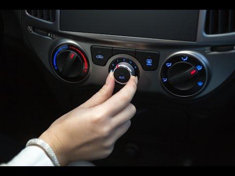 ¿Qué tanto influye el aire acondicionado en el consumo de gasolina?