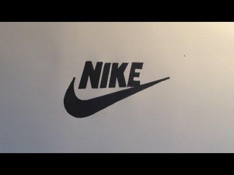 dessin de logo nike