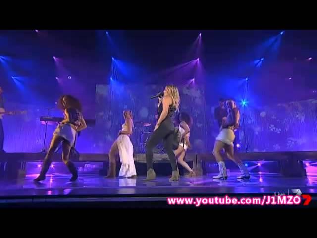 Hilary Duff (Live) - Week 5 - Live Decider 5 - The X Factor Australia 2014
