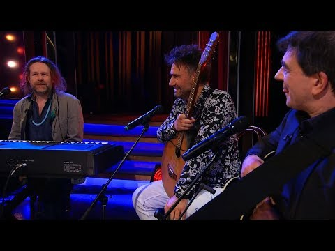 The Hothouse Flowers Talk About Band Counselling | The Ray D'Arcy Show | RTÉ One