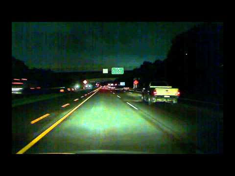 Time-lapse Video From Chicago (Hinsdale), IL To Ft. Lauderdale, FL