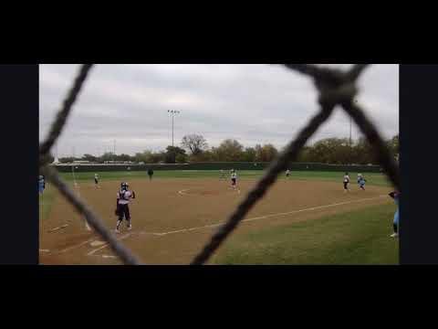 Sammy Petkus Home Run #2