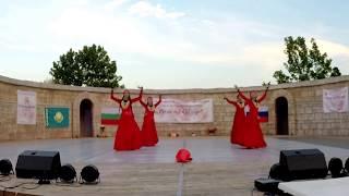xIX Международный фестиваль-конкурс хореографического искусства «РОЗЫ ОБЗОРА» Гала-концерт6 3 смена