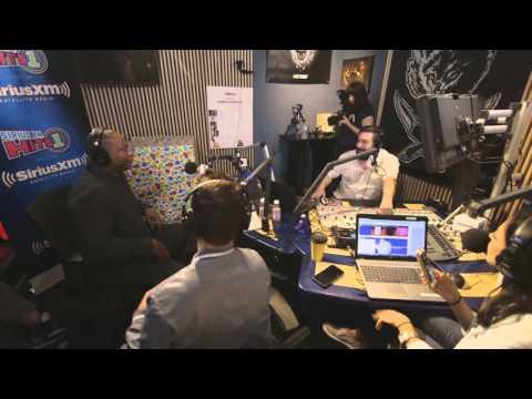 Rachel Platten Pranks Andy Grammer at SiriusXM Radio // SiriusXM Hits 1