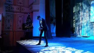Карлос Сантана. Европа. Играет Дмитрий Штриккер