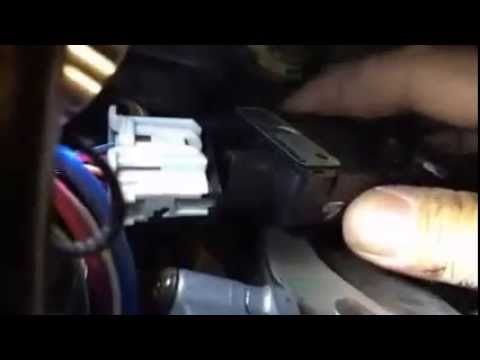 2008 chevy silverado fuse diagram 1996 civic speaker wiring yukon brake switch replacement and cruise control repair - youtube