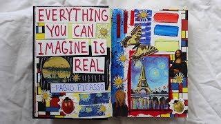 Art Journal Inspiration #20