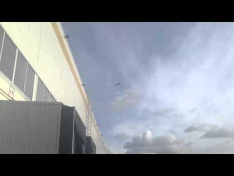Riga  boeing 747