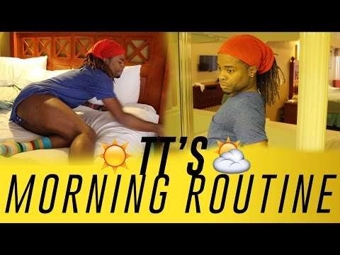 Morning Routine for 2016 | TT Edition