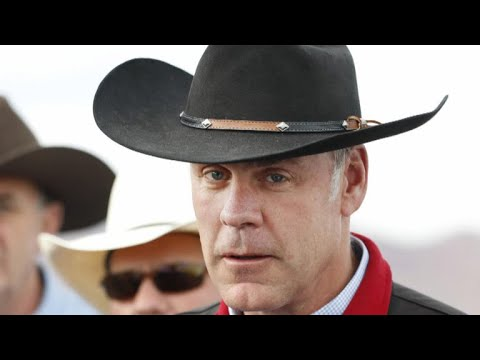"""After blaming """"environmental terrorists,"""" interior secretary admits climate change makes wildfire…"""