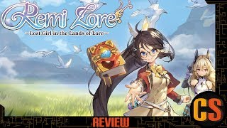 REMILORE: LOST GIRL IN THE LANDS OF LORE - REVIEW (Video Game Video Review)