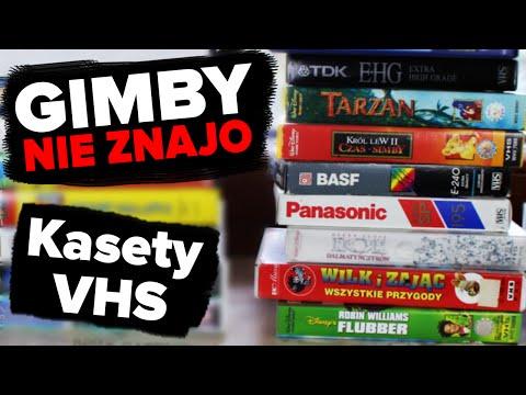 Kasety VHS | GIMBY NIE ZNAJO #26