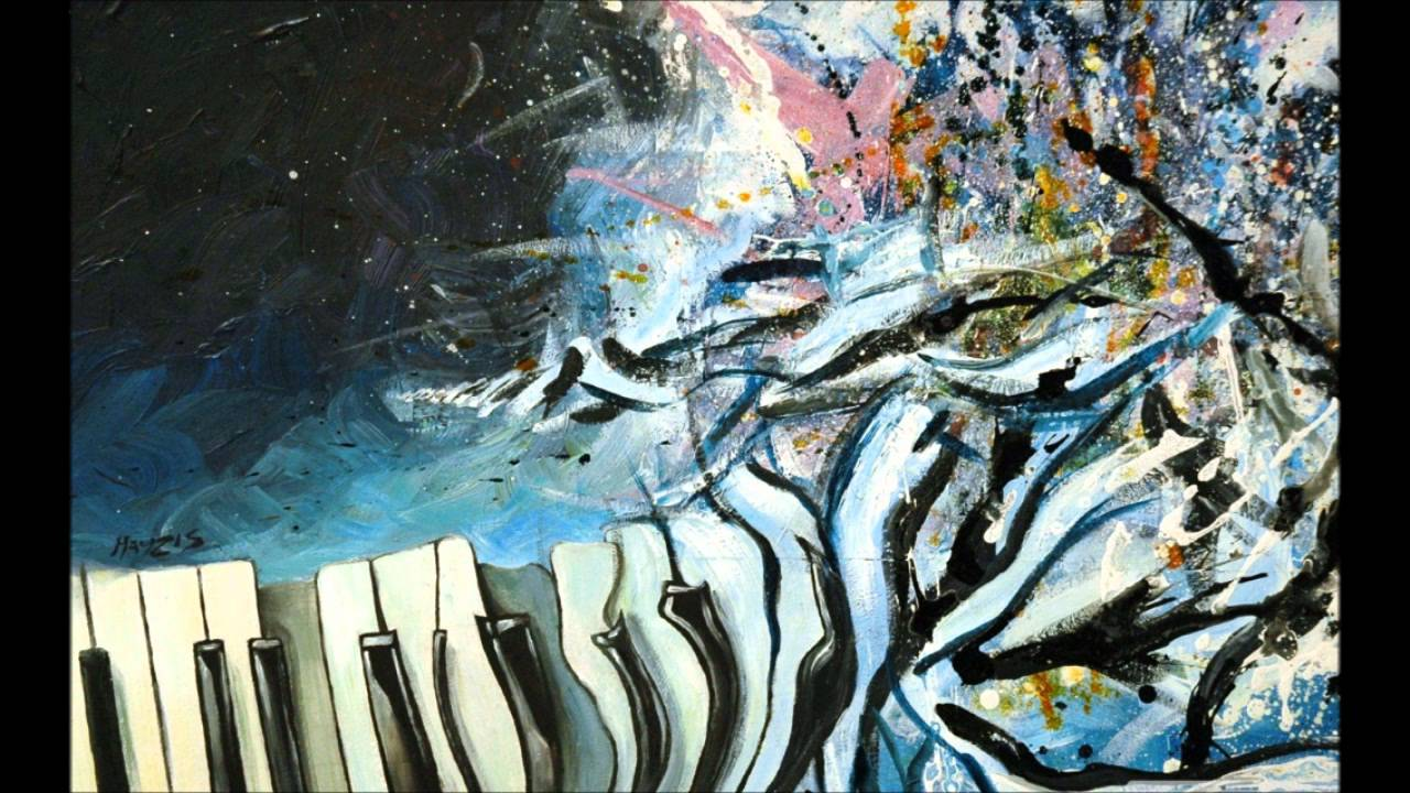 Abstract Art Music Notes Background 1 Hd Wallpapers: Piano Concerto Op.42 (1942), Brendel/BRSO