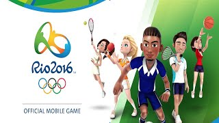 RIO 2016 OLYMPIC GAMES | Collecting Gold Medals | iOS / Android / Web Game (New Game #11)