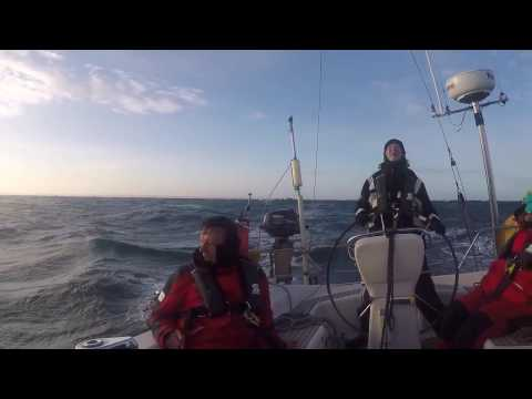 Channel Dash, Sailing across the English Channel, Full Version, March 2016