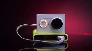 обзор  экшн-камера Xiaomi YI Action Camera