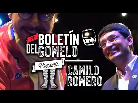 El Boletn del Gomelo - Camilo Romero