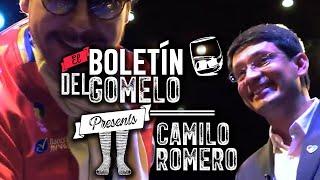 El Boletín del Gomelo - Camilo Romero