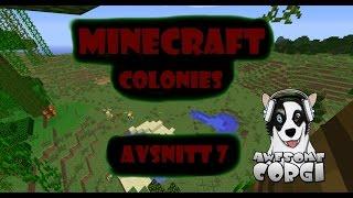 minecraft colonies 7 p vrmlndska
