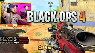 Call of Duty: Black Ops 4 Sniping Gameplay & Funny Moments (Multiplayer Gameplay)