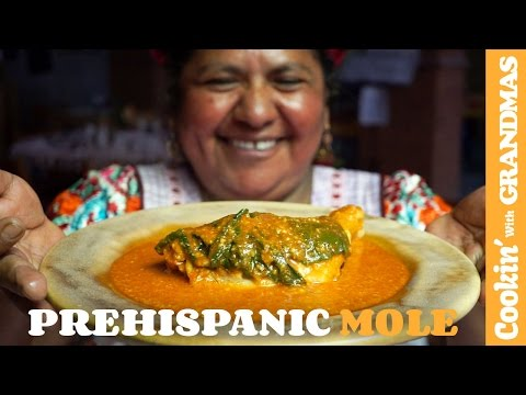 Prehispanic Mole with Abigail Mendoza