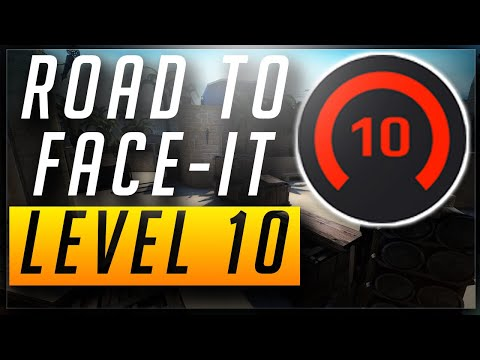 Road To Face-It Level 10 #4: TWO PEOPLE RAGE QUIT!?