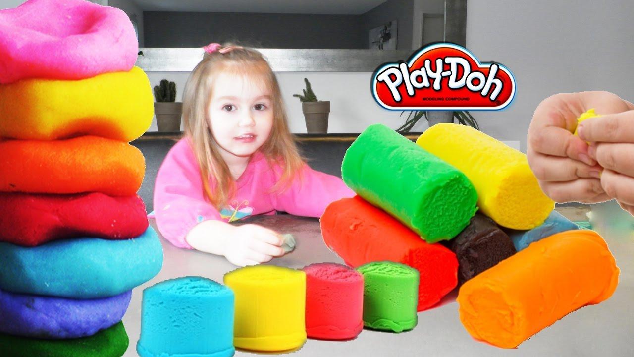 Confection D Une Voiture En Pate A Modeler Play Doh Youtube