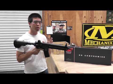 Airsoft GI Uncut - Umarex H&K Full Metal 416 CQB AEG Airsoft Gun (by VFC)