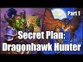 [Hearthstone] Secret Plan: Dragonhawk Hunter (Part 1)
