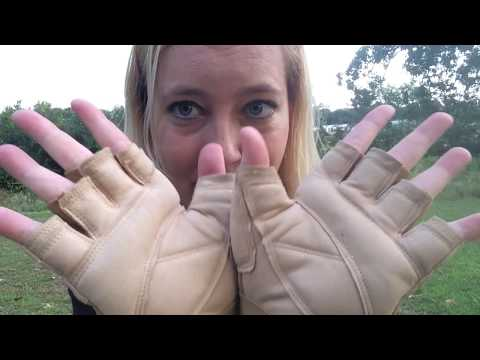 McCormick's Guard Gloves - Pre-season Product Review