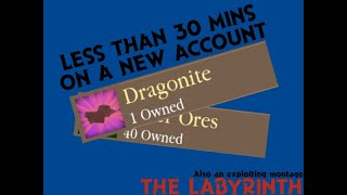 Roblox Labyrinth Exploiting Clips / How To Get Dragonite Quickly The Labyrinth!