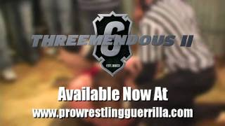 PWG Threemendous II: Guerrilla Warfare