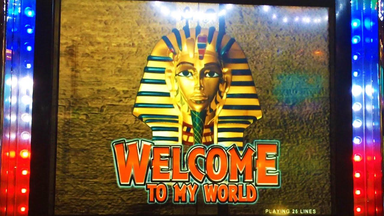 Secrets of egypt slot machine ti casino