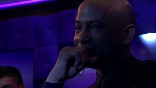 Humberto tot tranen geroerd door Edsilia Rombley - RTL LATE NIGHT