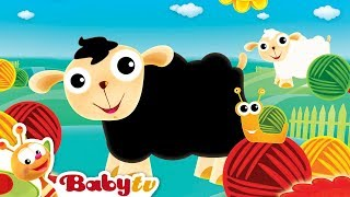 Baa Baa Black Sheep - Nursery Rhymes - By BabyTV