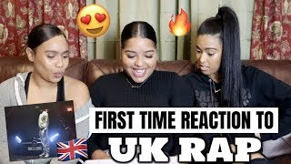 REACTING TO UK RAP FOR THE FIRST TIME !!! (J Hus - Did You See (Official Video)