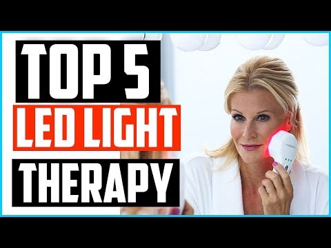 top-5-best-led-light-therapy-in-2020-reviews-for-skin-rejuvenation-and-facial-treatment