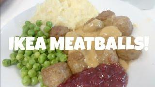 IKEA MEATBALLS! | DAILY VLOG 28/2