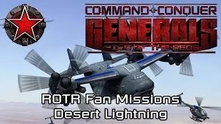 Rise Of The Reds 1.85 - Fan Mission, Desert Lightning [720p 60fps]