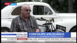 Pikipiki ya Dominique Antoine zitakazowania taji kuu katika maonyesho ya Concour D'elegance