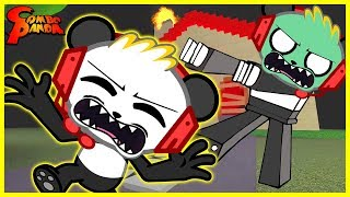 SCARIEST ROBLOX GAME EVER! Roblox A Horror Game Let's Play with Combo Panda