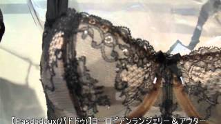 ハーフカップ【Chantal Thomass(シャンタルトーマス)】ct0111