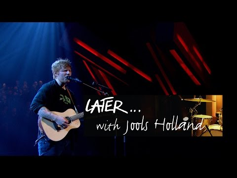 Ed Sheeran - Shape Of You - Later... with Jools Holland