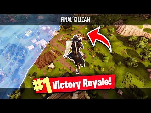 BEST WAY TO END A GAME!!! (Cizzorz Fortnite Battle Royale Highlights #22)