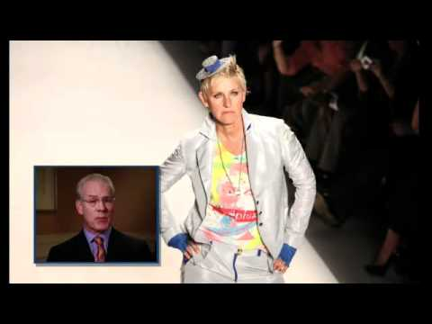 Tim Gunn & Nina Garcia Judge Ellen